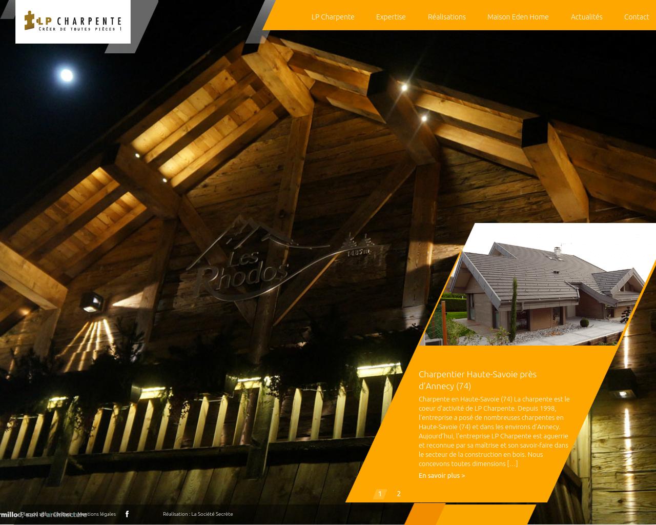 En Haute-Savoie, la construction de maisons en bois se dévoile