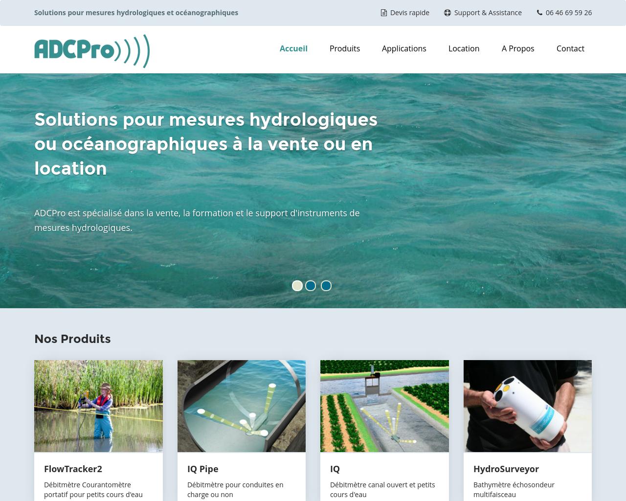 Des drones aquatiques pour mesurer les cours d'eau