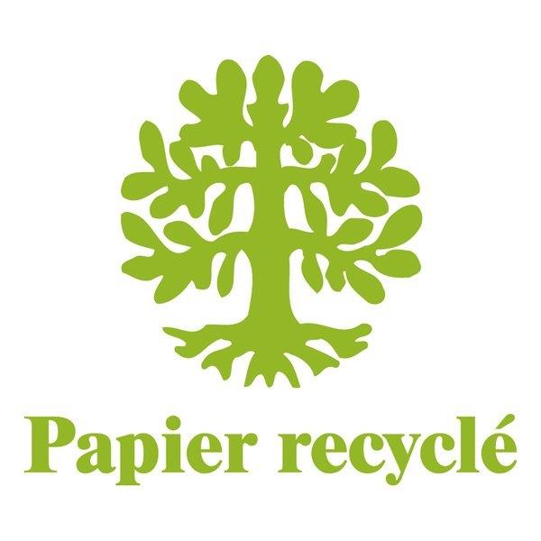 Pourquoi utiliser  du papier recyclé?