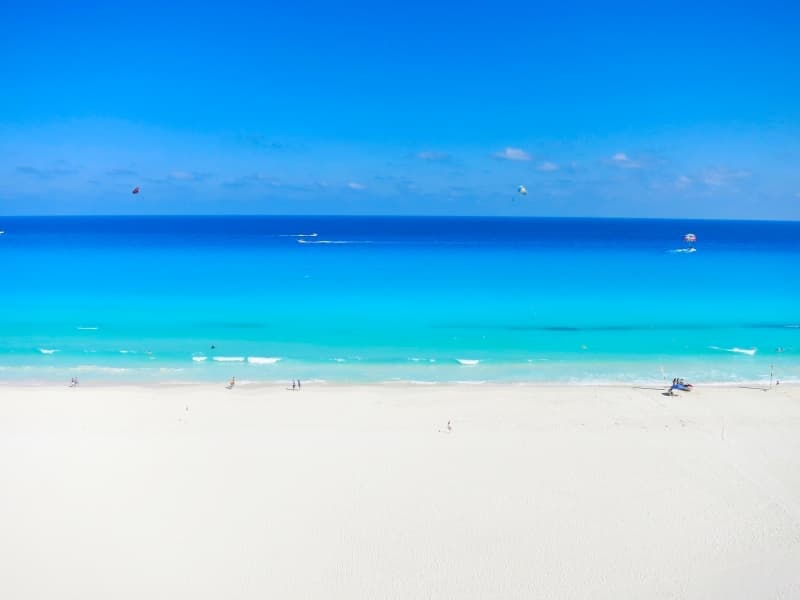 S'évader sur les splendides plages du Mexique