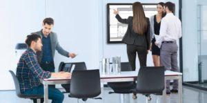 Pourquoi adopter un tableau blanc interactif pour son entreprise? 1