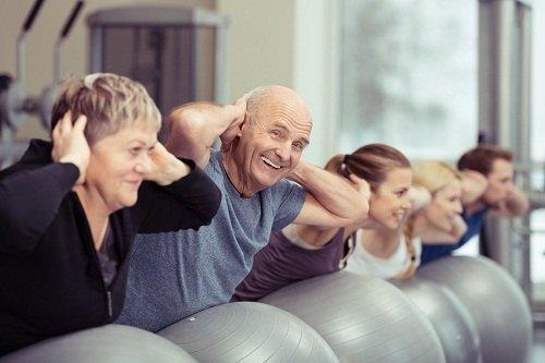 Quel sport pratiquer quand on a plus de 60 ans?