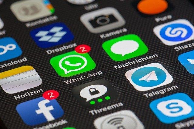 Comment télécharger l'APK d'une application de messagerie ?