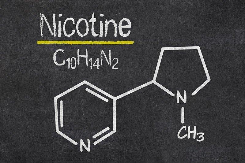 Tout savoir sur la nicotine 1
