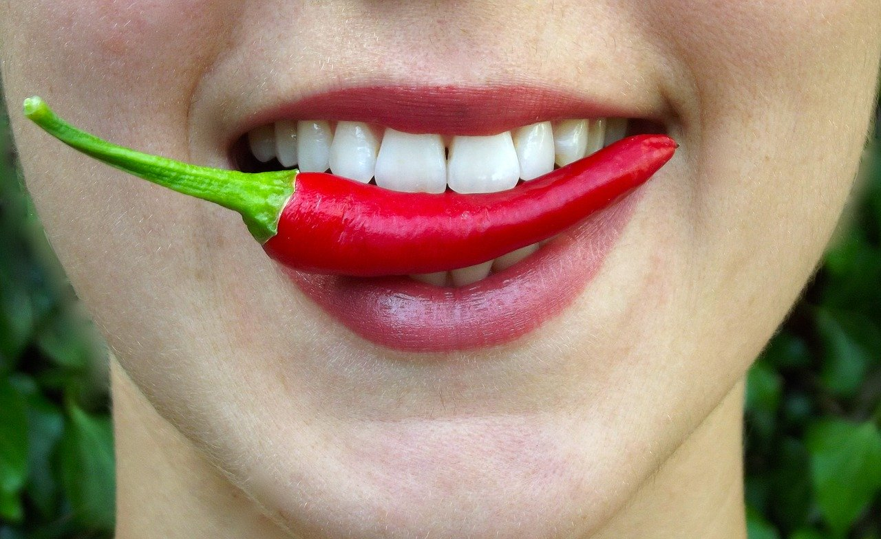 brulure piment