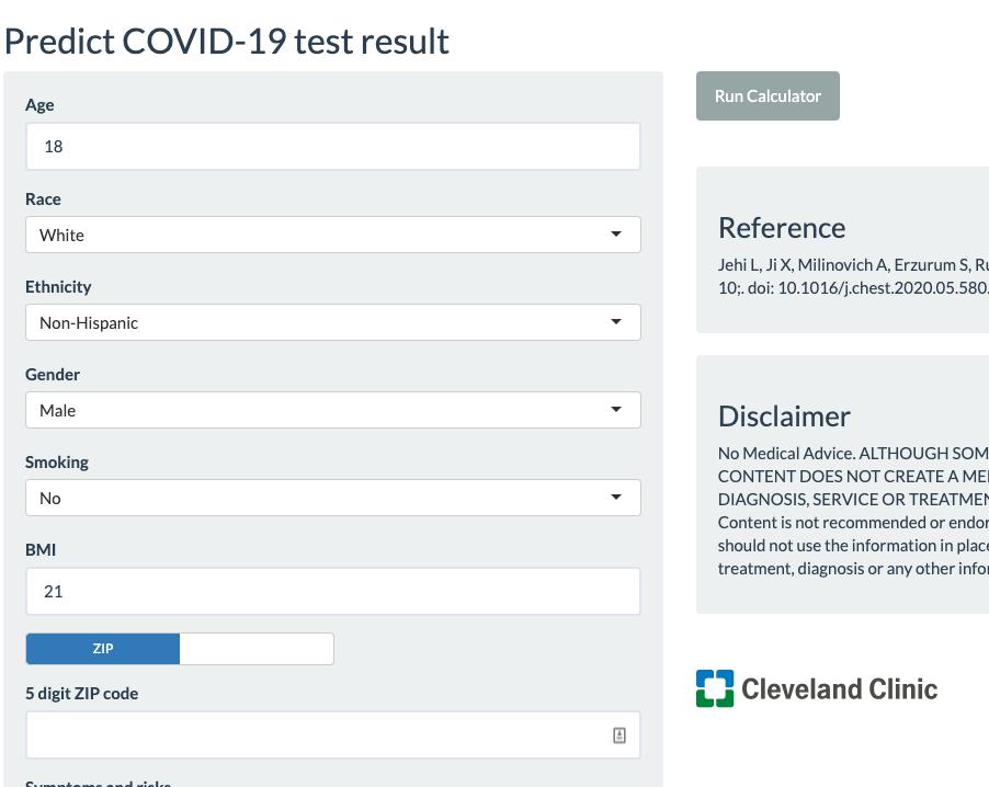predire le covid-19 predictions