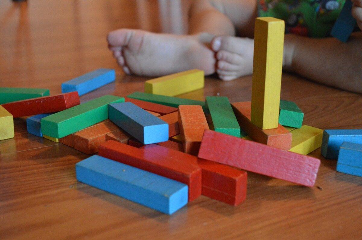 Les jeux d'éveil et de découverte pour les enfants